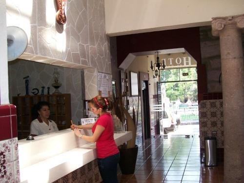 Hotel el Carmen - фото 12