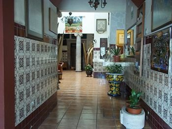 Hotel el Carmen - фото 14