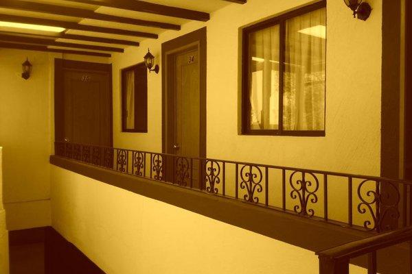 Hotel el Carmen - фото 19