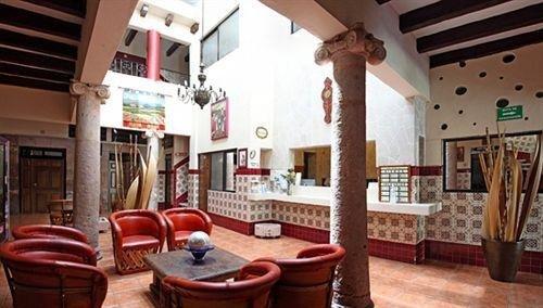 Hotel el Carmen - фото 5