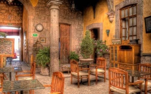 Hotel Casa del Anticuario - фото 12