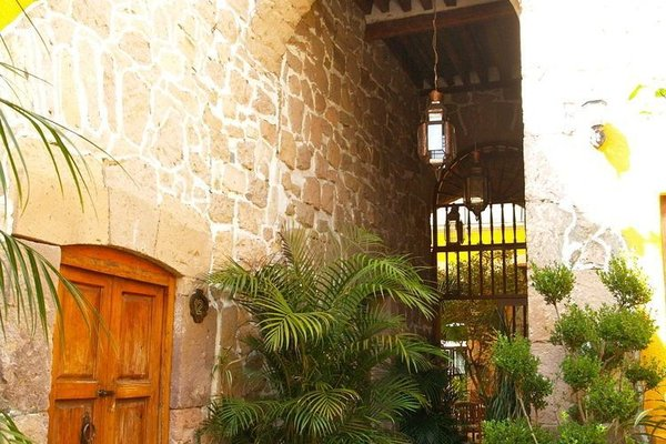 Hotel Casa del Anticuario - фото 22