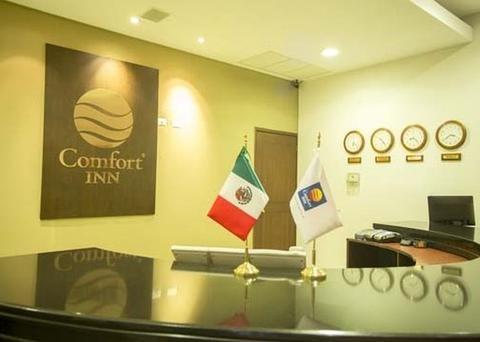 Hotel Comfort Inn Monterrey Norte - фото 12