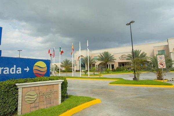Hotel Comfort Inn Monterrey Norte - фото 19