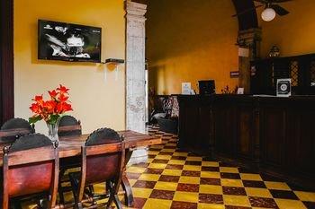 Hotel Santiago - фото 14