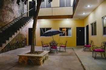 Hotel Santiago - фото 18