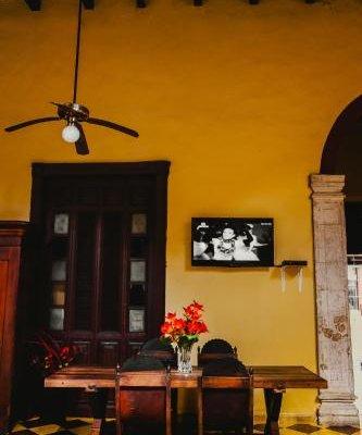Hotel Santiago - фото 6