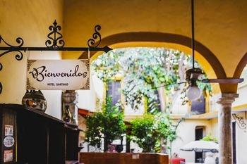 Hotel Santiago - фото 7