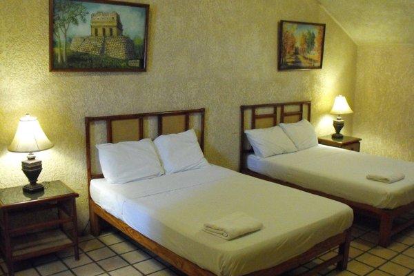 Гостиница «Campestre», Мерида