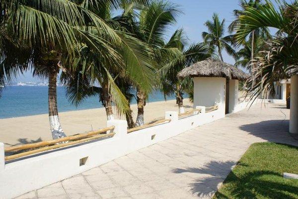 Coral Pacifico Hotel Y Villas, Мансанильо