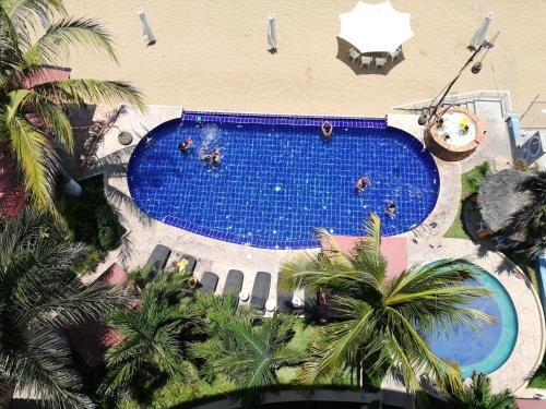 Hotelito Escondido - фото 17