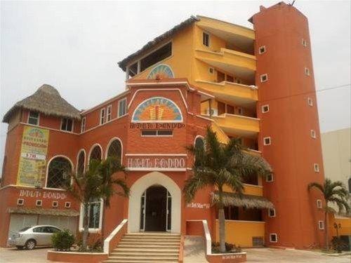Hotelito Escondido - фото 23