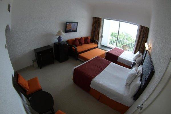 Hotel Sierra Mar - фото 7
