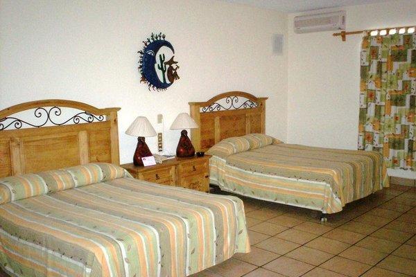 Hotel Hacienda Bugambilias - фото 1