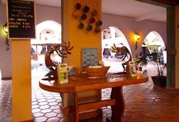 Hotel Hacienda Bugambilias - фото 11