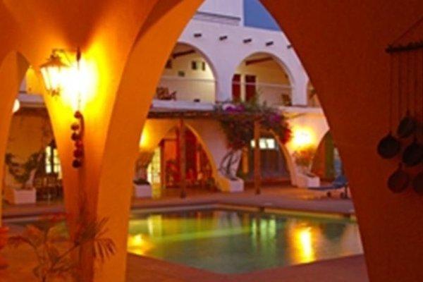 Hotel Hacienda Bugambilias - фото 13