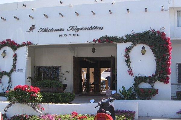 Hotel Hacienda Bugambilias - фото 14