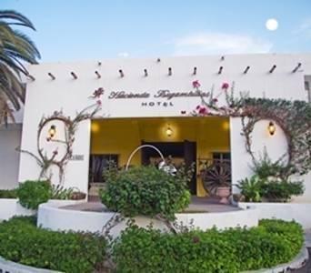 Hotel Hacienda Bugambilias - фото 15