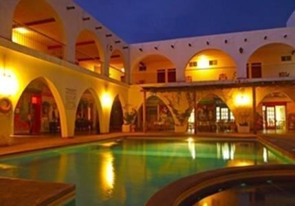 Hotel Hacienda Bugambilias - фото 17