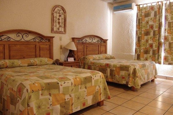 Hotel Hacienda Bugambilias - фото 2