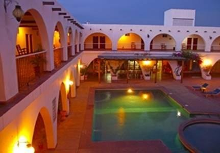 Hotel Hacienda Bugambilias - фото 20