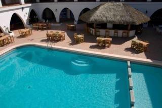 Hotel Hacienda Bugambilias - фото 21