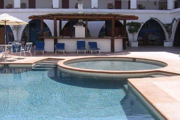 Hotel Hacienda Bugambilias - фото 22