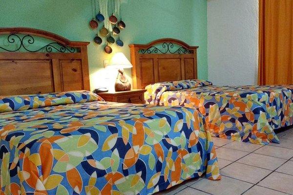 Hotel Hacienda Bugambilias - фото 3