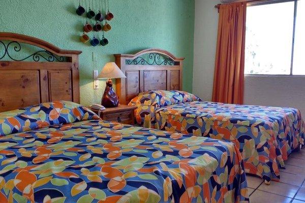 Hotel Hacienda Bugambilias - фото 4
