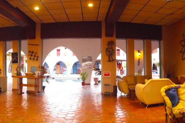 Hotel Hacienda Bugambilias - фото 8