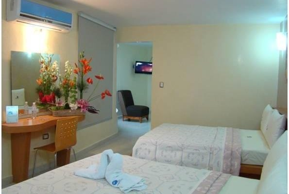 Auto-Hotel Mediterraneo - фото 10