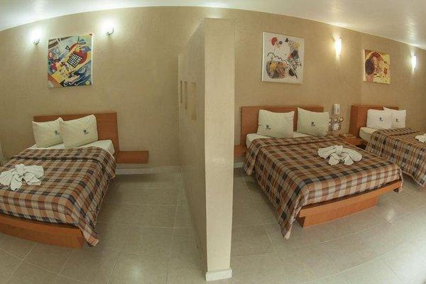 Auto-Hotel Mediterraneo - фото 8