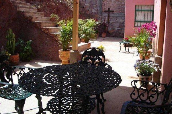 Hospedaje Casa los Manzanos - фото 22