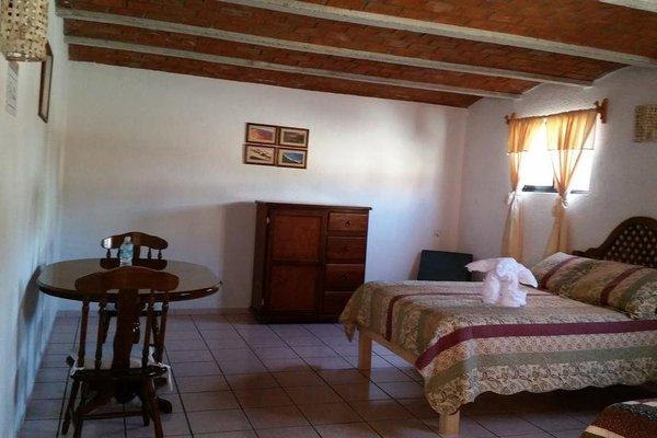 Hospedaje Casa los Manzanos - фото 7
