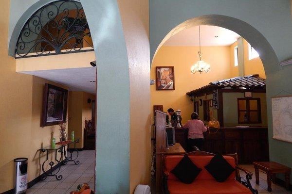 Hotel Mansion del Cantador - фото 14