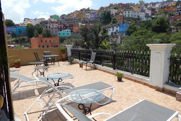 Hotel Mansion del Cantador - фото 19