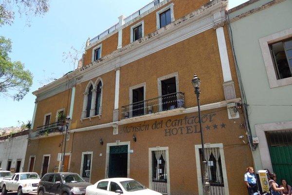 Hotel Mansion del Cantador - фото 21