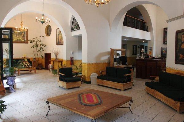 Hotel Mansion del Cantador - фото 4