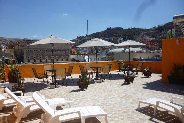 Hotel Murillo Plaza - фото 17