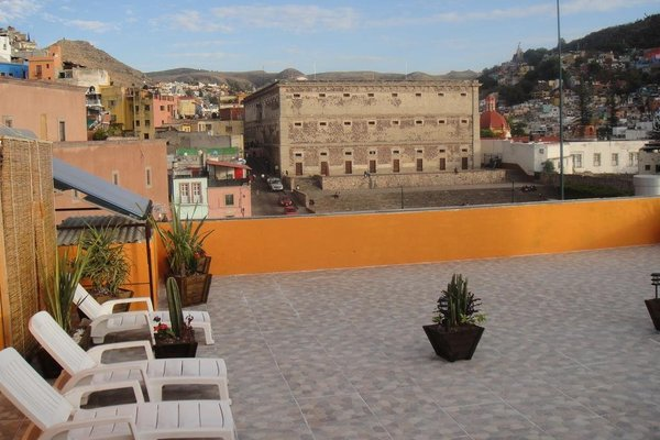 Hotel Murillo Plaza - фото 23