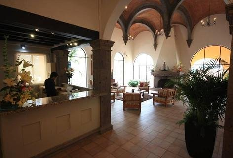 Hotel Guanajuato - фото 11