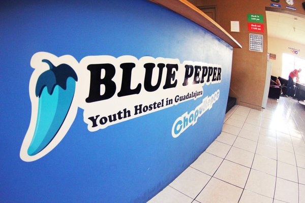 Blue Pepper Hostel & Bar - фото 12