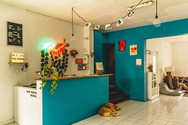 Blue Pepper Hostel & Bar - фото 13