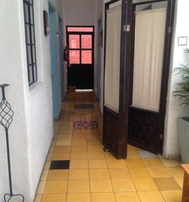 Mezcalito Blue Hostel - фото 15