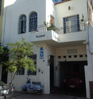 Mezcalito Blue Hostel - фото 22
