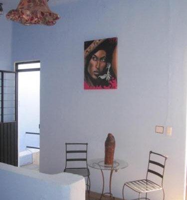 Mezcalito Blue Hostel - фото 8