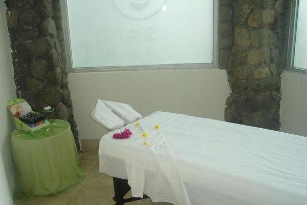 Гостиница «Indra Spa», Куэрнавака