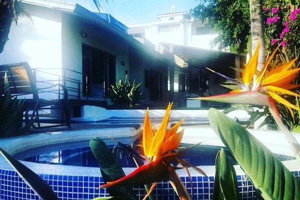 Hotel Spa VF Cuernavaca - фото 21