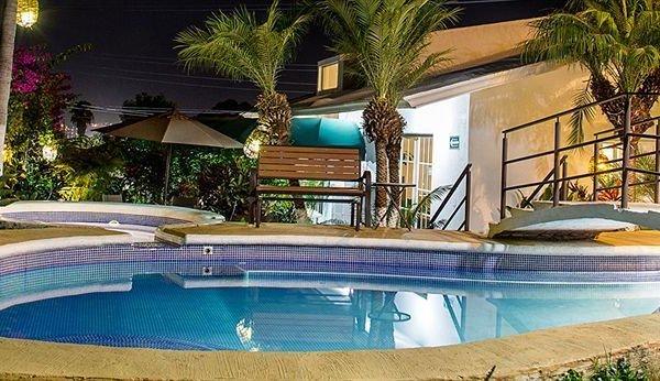 Hotel Spa VF Cuernavaca - фото 22