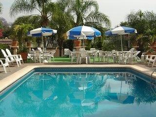 Hotel Bajo el Volcan - фото 19